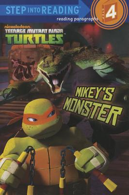 Image for Mikey's Monster (Teenage Mutant Ninja Turtles) (Step into Reading)