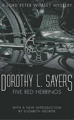 Five Red Herrings, Sayers, Dorothy L.
