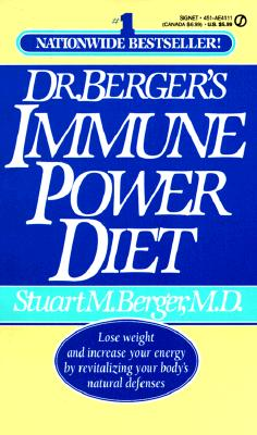 Image for Dr. Berger's Immune Power Diet