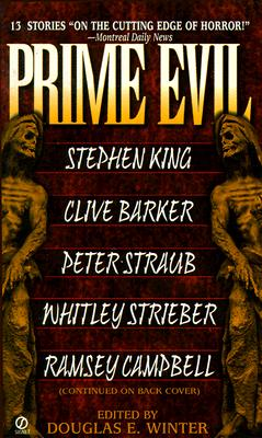 Image for Prime Evil: New Stories by the Masters of Modern Horror