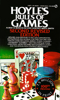 Image for Hoyle's Rules of Games: Second Revised Edition (Signet)