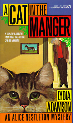 Image for A Cat in the Manger