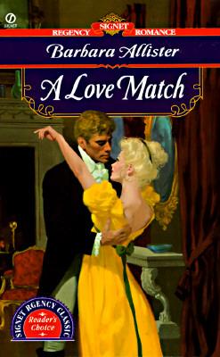 Image for A Love Match (Signet Regency Romance)