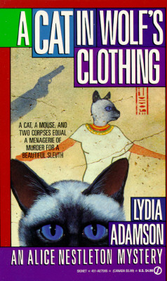 CAT IN WOLF'S CLOTHING, ADAMSON, LYDIA