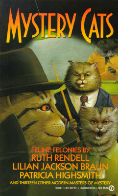 Image for Mystery Cats