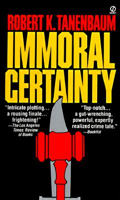 Image for Immoral Certainty