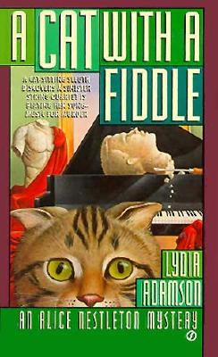 Image for A Cat with a Fiddle (Alice Nestleton Mystery)