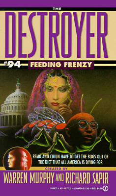Image for Feeding Frenzy (Destroyer #94)