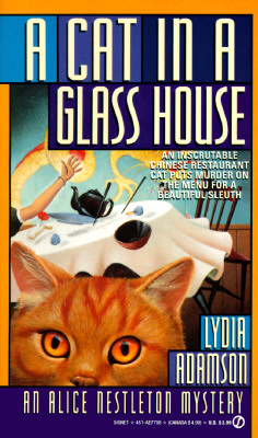 Image for Cat In A Glass House, A