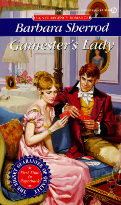 Image for Gamester's Lady (Signet Regency Romance)