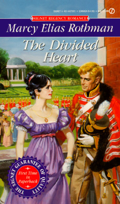 Image for The Divided Heart (Signet Regency Romance)