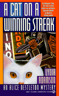Image for A Cat on a Winning Streak: An Alice Nestleton Mystery