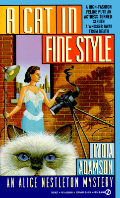 Image for A Cat in Fine Style: An Alice Nestleton Mystery