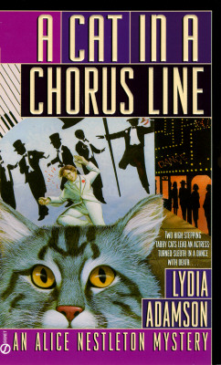 Image for CAT IN A CHORUS LINE, A