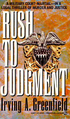 Image for Rush to Judgment