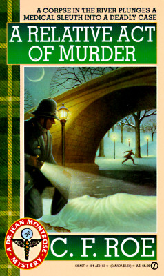 Image for Relative Act of Murder (Dr. Jean Montrose Mystery)