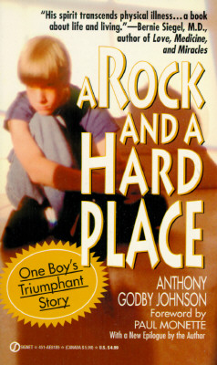 Image for A Rock and a Hard Place: One Boy's Triumphant Story