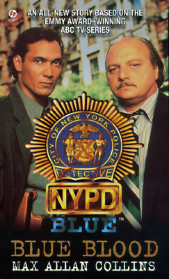 Image for NYPD Blue: Blue Blood (NYPD Blues)