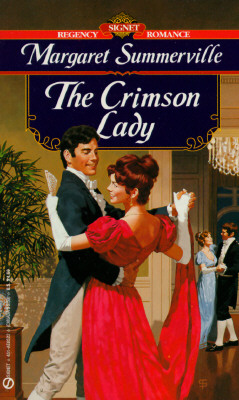Image for The Crimson Lady (Signet Regency Romance)