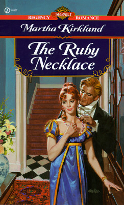Image for The Ruby Necklace