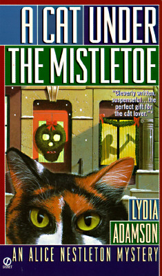 Image for CAT UNDER THE MISTLETOE,