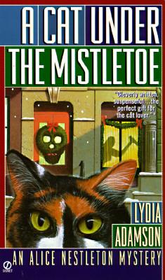 Image for CAT UNDER THE MISTLETOE,