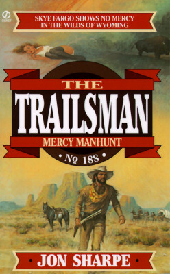 Image for Mercy Manhunt (Trailsman 188)