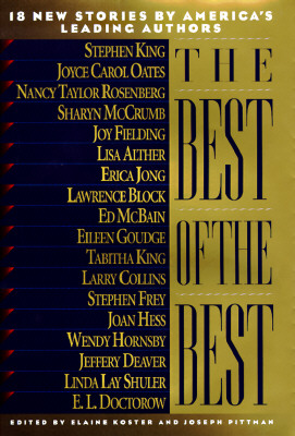 Image for The Best of the Best: 18 New Stories by America's Leading Authors