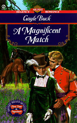 Image for MAGNIFICENT MATCH, A
