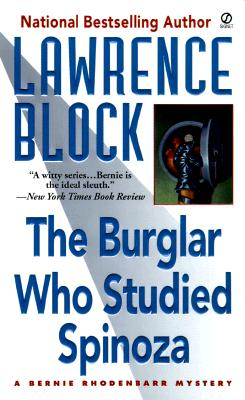 Image for The Burglar Who Studied Spinoza: A Bernie Rhodenbarr Mystery (Bernie Rhodenbarr Mystery)
