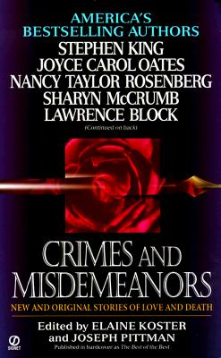 Image for Crimes and Misdemeanors: New and Original Stories of Love and Death