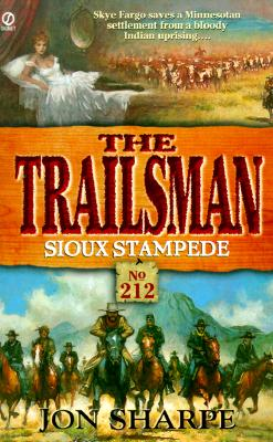 Image for Sioux Stampede (Trailsman, 212)