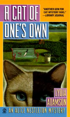 Image for Cat of One's Own, A