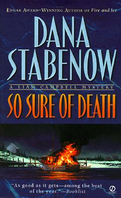 Image for So Sure of Death (Liam Campbell Mysteries)