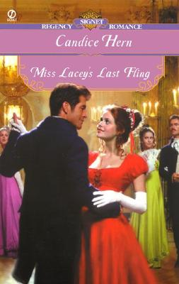 Image for MISS LACEY'S FINAL FLING