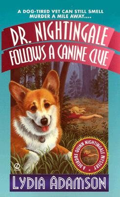 Image for DR. NIGHTINGALE FOLLOWS A CANINE CLUE