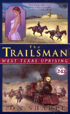 Image for West Texas Uprising (The Trailsman #243)