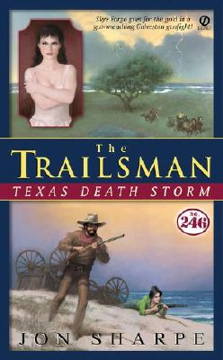 Image for The Trailsman #246: Texas Death Storm