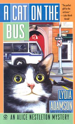 Image for CAT ON THE BUS ALICE NESTLETON MYS