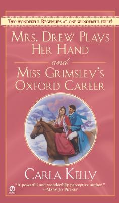 Image for Mrs. Drew Plays Her Hand and Miss Grimsley's Oxford Career