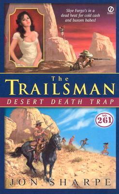 Desert Death Trap, JON SHARPE