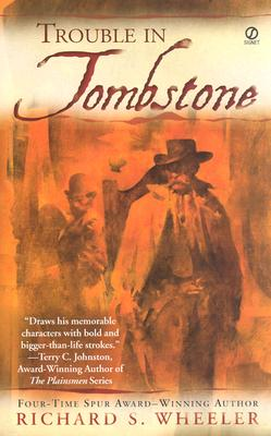 Image for TROUBLE IN TOMBSTONE