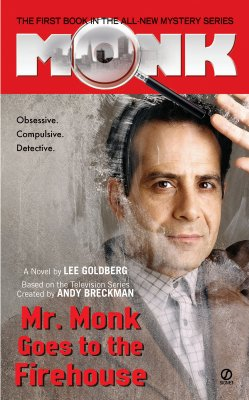 Mr. Monk Goes to the Firehouse, Lee Goldberg