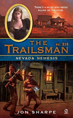 Image for Nevada Nemesis (trailsman 318)