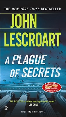 A Plague of Secrets, Lescroart, John