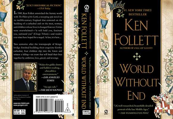 WORLD WITHOUT END (PILLARS OF THE EARTH, NO 2), FOLLETT, KEN