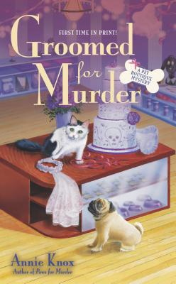 Image for Groomed For Murder: A Pet Boutique Mystery