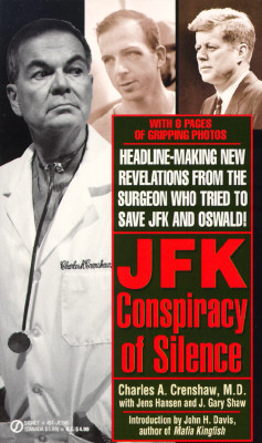 Image for JFK Conspiracy of Silence (Signet)