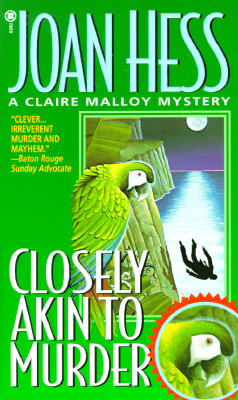 "Image for ""Closely Akin to Murder (Claire Malloy Mysteries, No. 11)"""