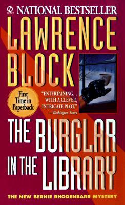 Image for The Burglar in the Library (Bernie Rhodenbarr Mystery)